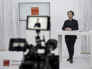 Behind the Scenes auf der interzum @home 2021, FOTODOM Studios Köln